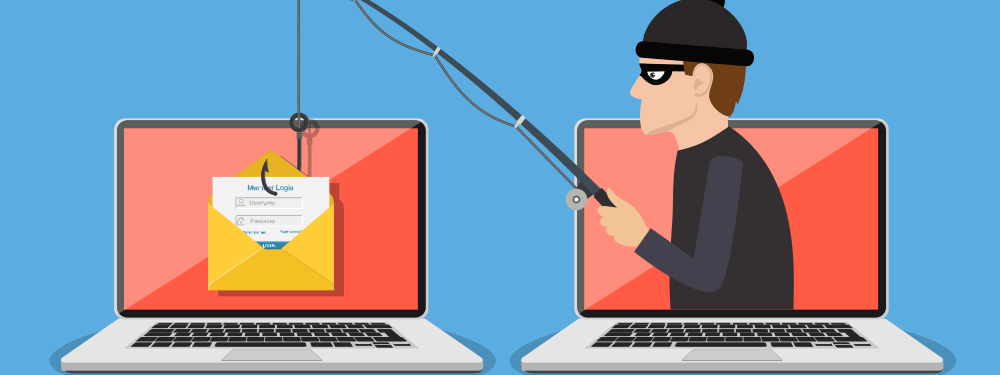 What are online scams
