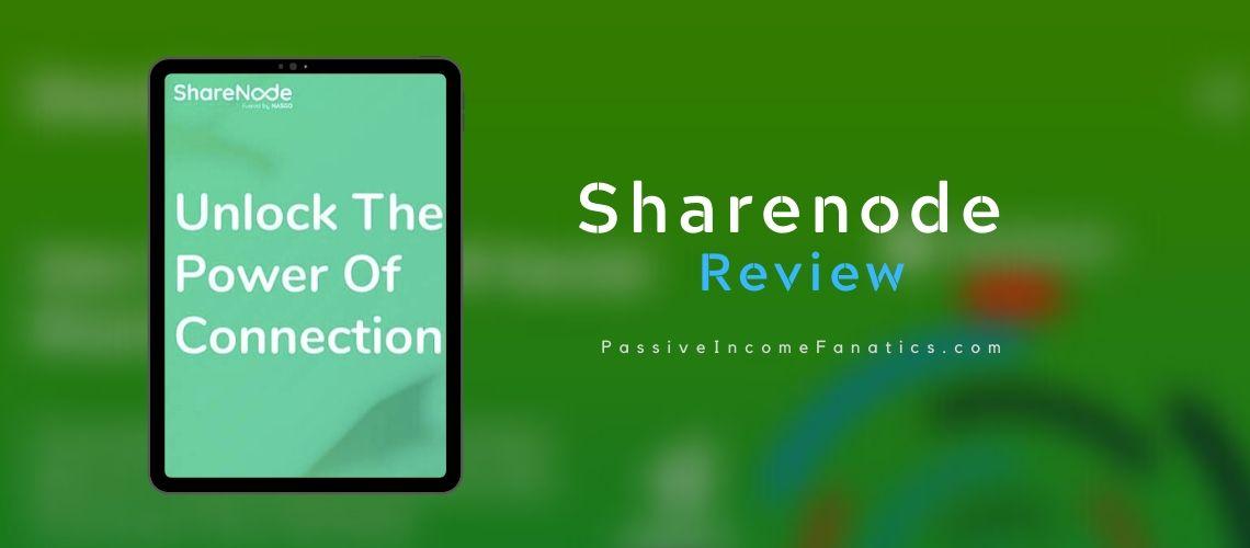 Sharenode review cover photo
