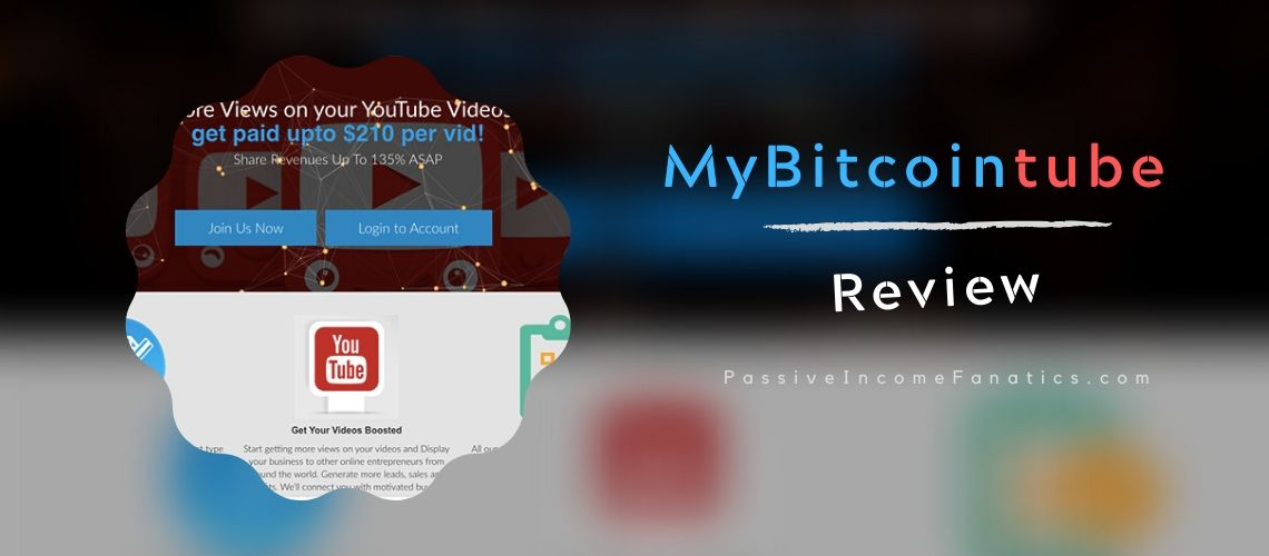MyBitcointube review