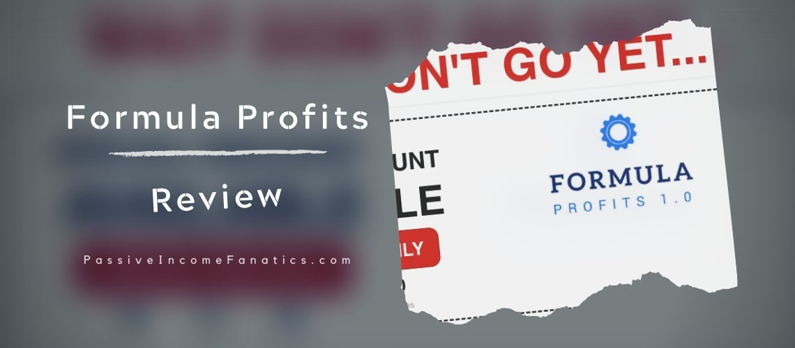Formula Profits Review