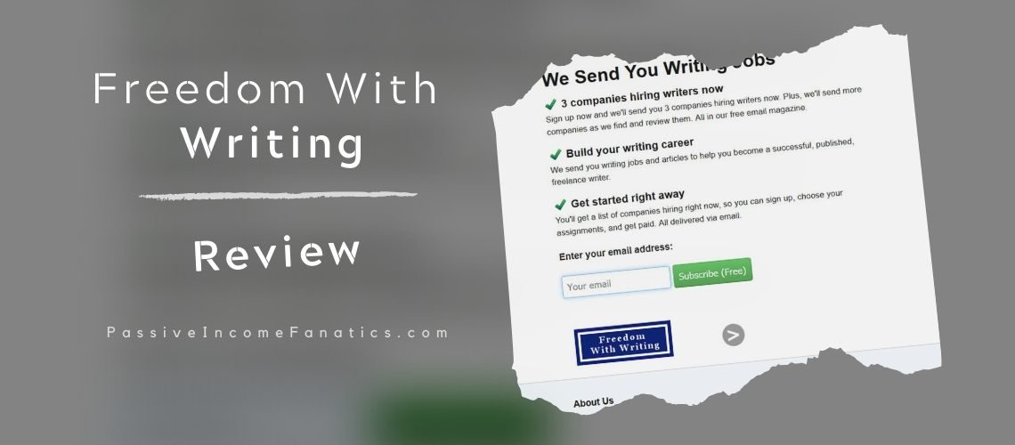 Freedom WithWriting Review