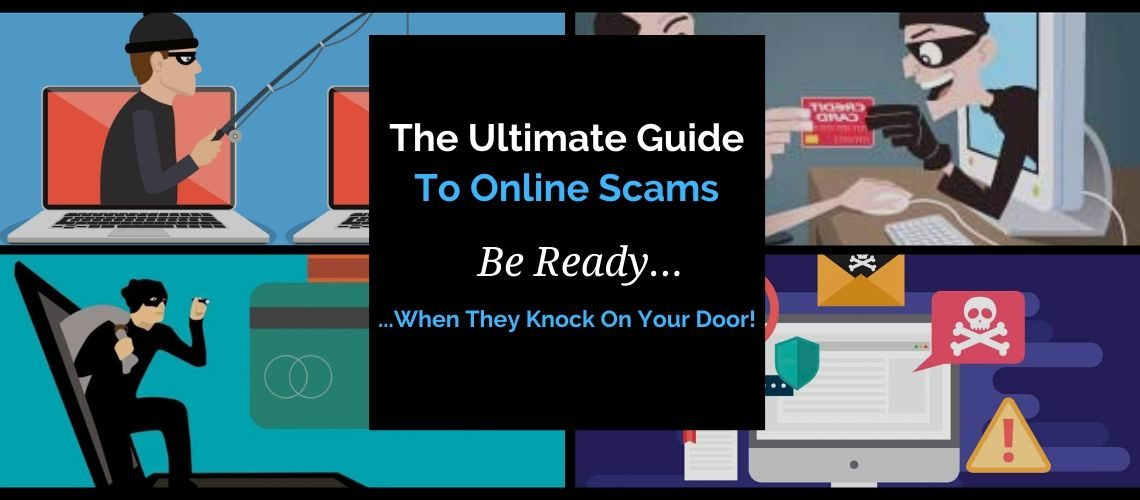 Guide to online scams