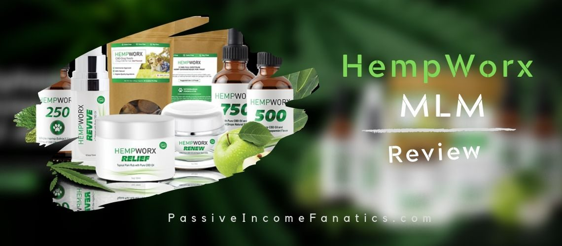 HempWorx MLM Review - A CBD Oil Scam Or A Real Opportunity?
