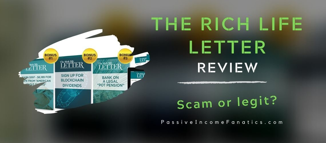 The Rich Life Letter Review