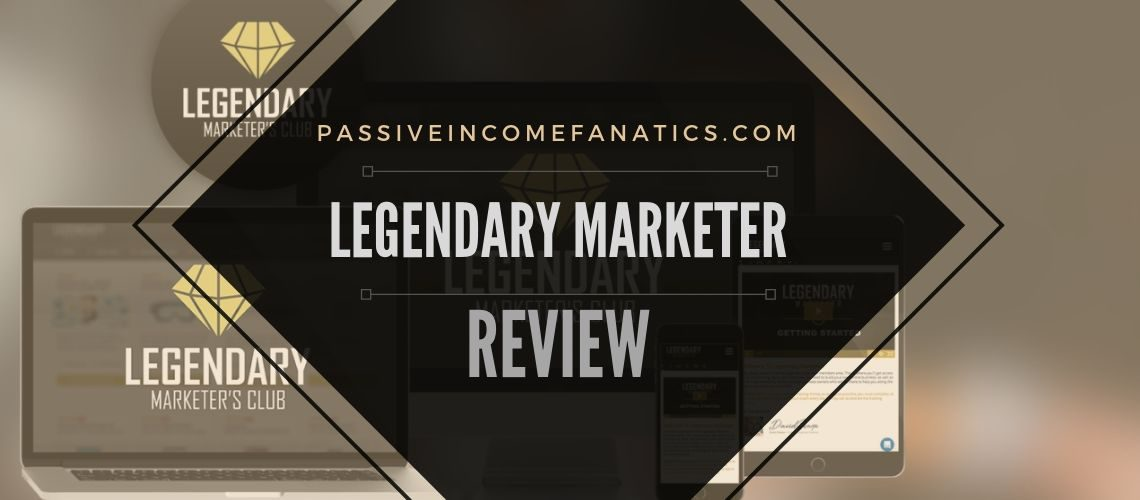 On Amazon  Legendary Marketer